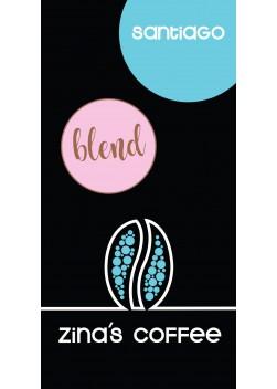 Káva Santiago Blend