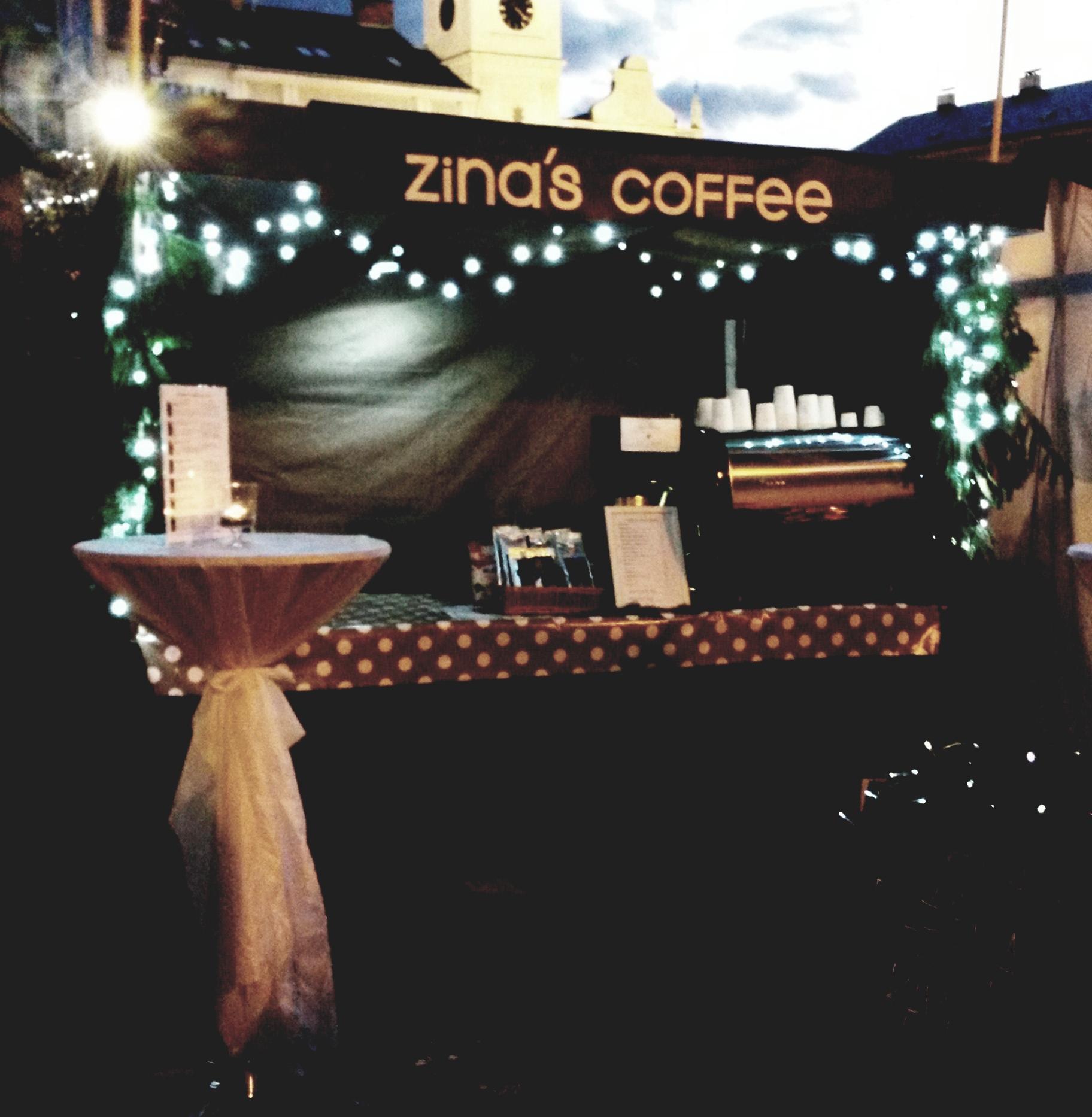 zina's coffee